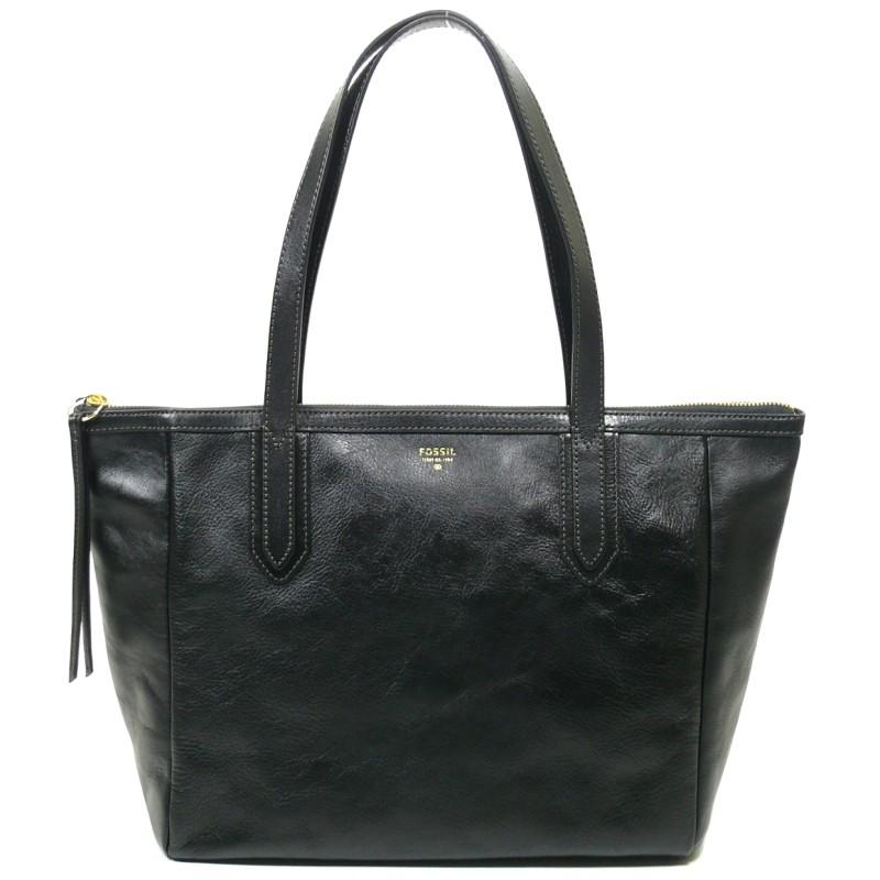 fossil sydney shopper schwarz zb5487 001 damen handtasche. Black Bedroom Furniture Sets. Home Design Ideas