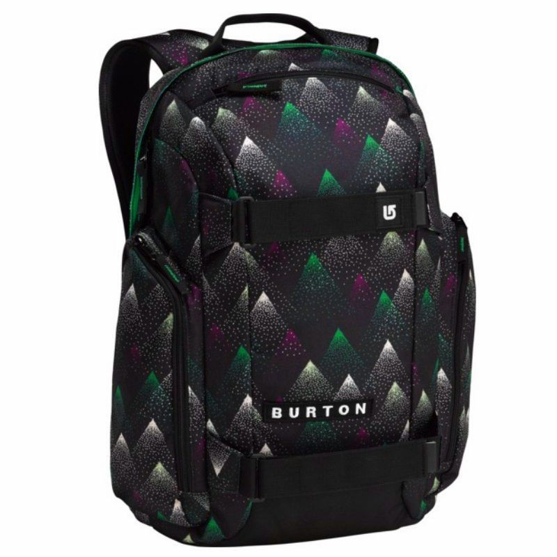 burton metalhead pack schwarz t rkis 11009100 965 rucksack. Black Bedroom Furniture Sets. Home Design Ideas
